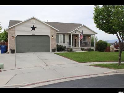 West Valley City Single Family Home For Sale: 6294 S Cherry Valley Pl W