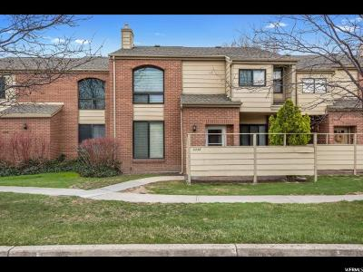 Provo Townhouse For Sale: 3236 N Shadowbrook Dr