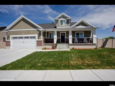 Clinton Single Family Home For Sale: 2108 N 1450 W