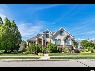 Highland Single Family Home For Sale: 5480 W 10600 N
