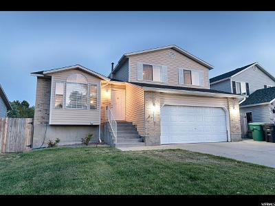 West Jordan Single Family Home For Sale: 5183 W Crus Corvi Rd S