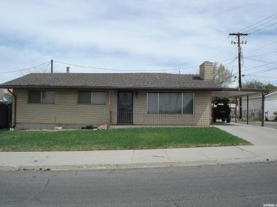 Price UT Single Family Home For Sale: $113,000