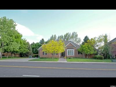 Springville Single Family Home For Sale: 1654 E 900 S
