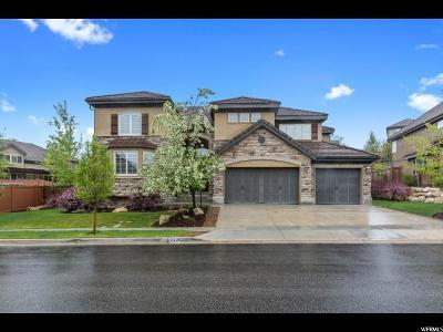 Lehi Single Family Home For Sale: 2226 W Whisper Wood Dr S