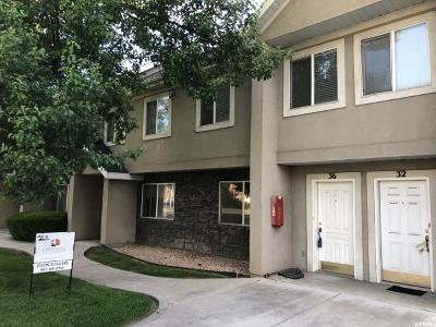 Provo Townhouse For Sale: 36 S 900 E