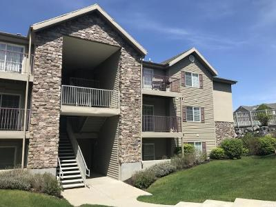 Lehi Condo For Sale: 1551 W Westbury Way #H
