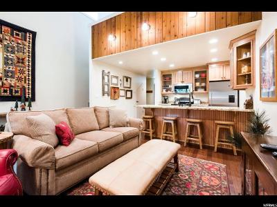 Park City Condo For Sale: 1480 Three Kings Dr #21