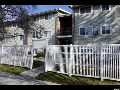 Salt Lake City Condo For Sale: 1557 W 200 S #G102