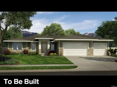 West Valley City Single Family Home For Sale: 1520 W Chatham St