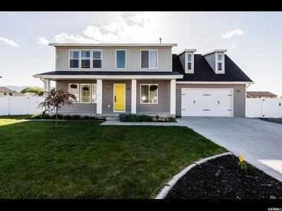 Nibley Single Family Home For Sale: 3311 S 1500 W