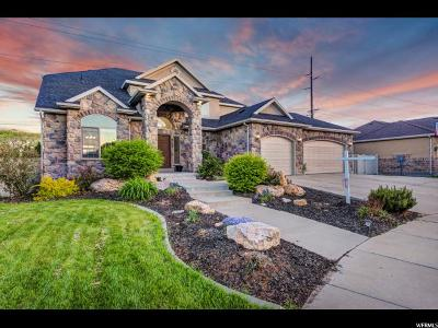 South Jordan Single Family Home For Sale: 2979 W Springer Ln