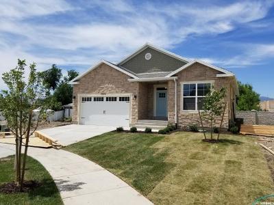 West Jordan Single Family Home For Sale: 7874 S Grantown Ct W #24