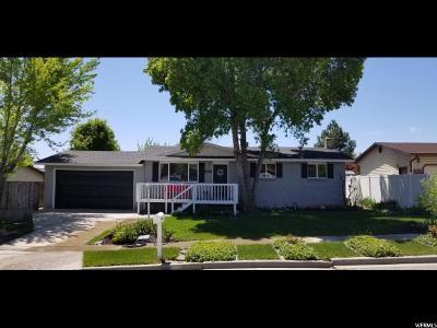 American Fork Single Family Home For Sale: 384 E 475 N