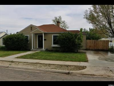 Provo Single Family Home For Sale: 1731 W 50 N