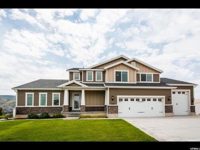 Herriman Single Family Home For Sale: 7087 W Andres Peak Ct