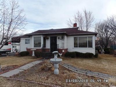 Huntington UT Single Family Home For Sale: $79,500