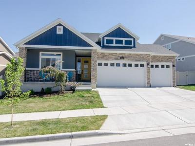 Herriman Single Family Home For Sale: 4267 W Lower Meadow Dr
