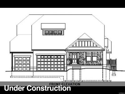 Mapleton Single Family Home For Sale: 776 S Golden Leaf Way W #V-10