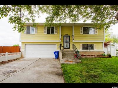 West Jordan Single Family Home For Sale: 7899 S 2940 W