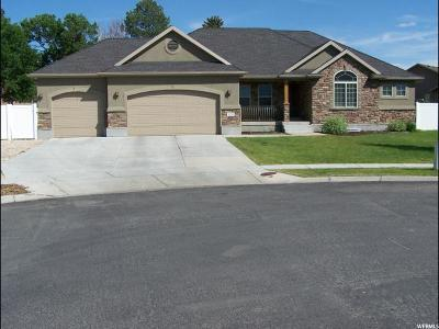 Heber City Single Family Home For Sale: 1170 E Millers Ct #216