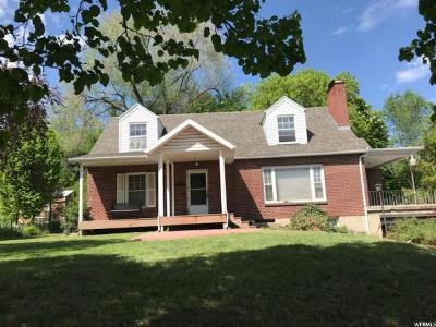 Murray Single Family Home For Sale: 4760 S Atwood Blvd E