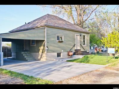 Price UT Single Family Home For Sale: $87,000