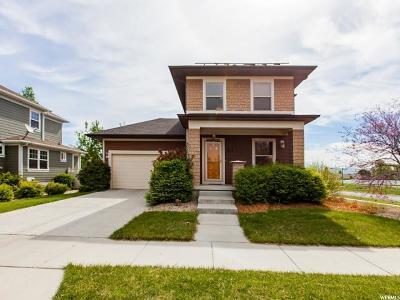 South Jordan Single Family Home For Sale: 11771 S Copper Sky Drive