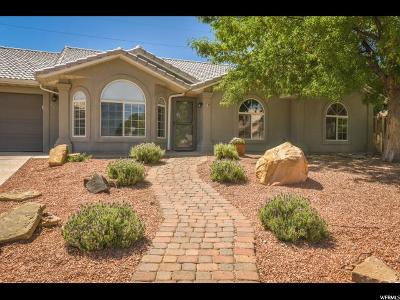 St. George Single Family Home For Sale: 109 N 2790 E