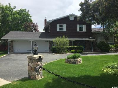 Brigham City Single Family Home For Sale: 374 N 300 E