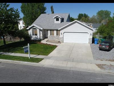 Lehi Single Family Home For Sale: 414 S 500 E