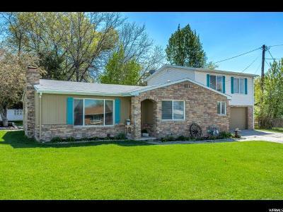 Pleasant Grove Single Family Home For Sale: 115 S 700 E