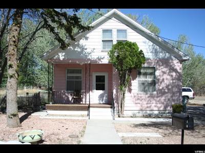 Price Single Family Home For Sale: 609 S 500 E