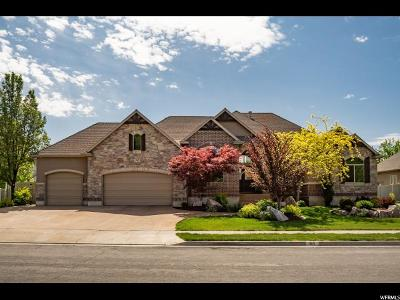 Kaysville Single Family Home For Sale: 965 W Chester Ln. S
