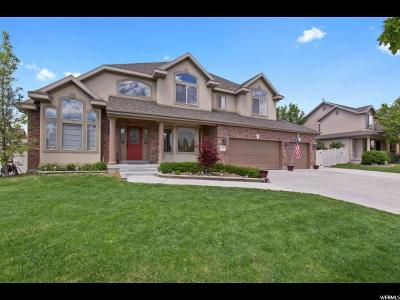 American Fork Single Family Home For Sale: 1389 N 70 E