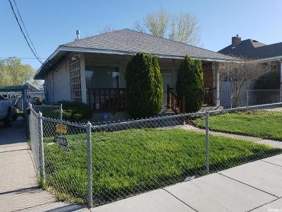 Midvale Single Family Home For Sale: 642 W First Ave S