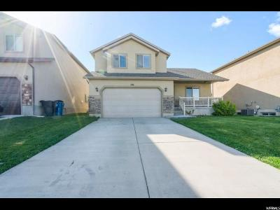 Spanish Fork Single Family Home For Sale: 1716 E Ridgefield Rd