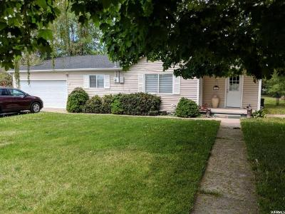 Lindon Single Family Home For Sale: 108 W 40 S