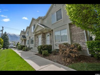 Townhouse For Sale: 379 E 760 N