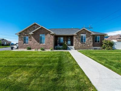 Clinton Single Family Home For Sale: 1576 W 1300 N