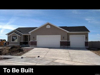 Tooele Single Family Home For Sale: 254 W 2240 N