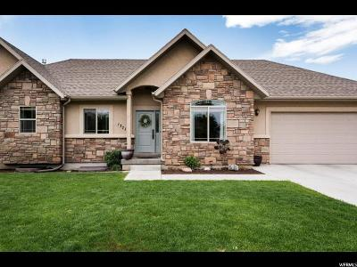 Mapleton Single Family Home For Sale: 1771 N 1500 W