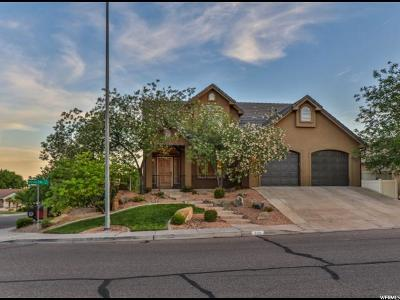 St. George Single Family Home For Sale: 2316 E Panorama Prkw
