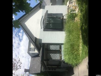 Provo Single Family Home For Sale: 640 W 400 N