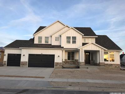 Lehi Single Family Home For Sale: 516 N 1375 W