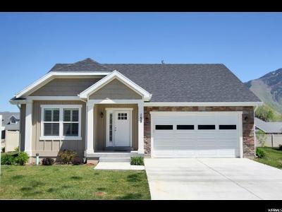 Mapleton Single Family Home For Sale: 188 N 1140 W