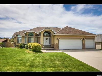 Cottonwood Heights UT Single Family Home For Sale: $595,000
