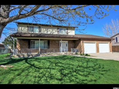 Spanish Fork Single Family Home For Sale: 966 S 900 E