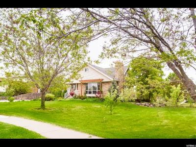 Clinton Single Family Home For Sale: 2759 W 1800 N