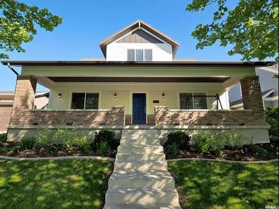 South Jordan Single Family Home For Sale: 4622 W Pale Moon Ln S
