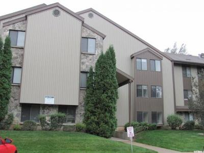 Weber County Condo For Sale: 1175 S Canyon Rd #63
